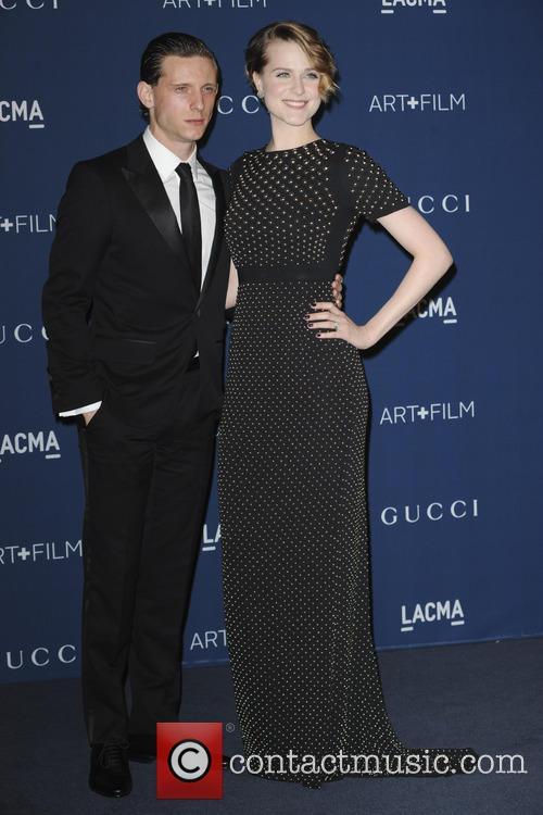 Evan Rachel Wood and Guest 6