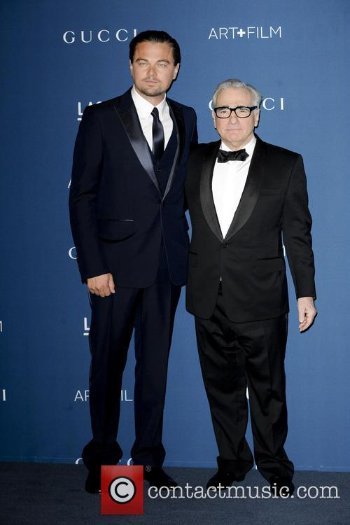 Leonardo Dicaprio and Martin Scorsese 7