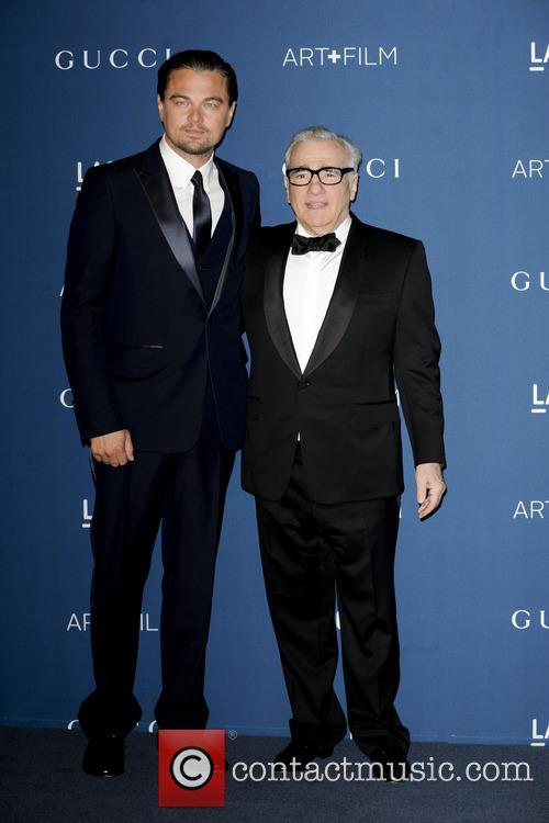 Leonardo Dicaprio and Martin Scorsese 8