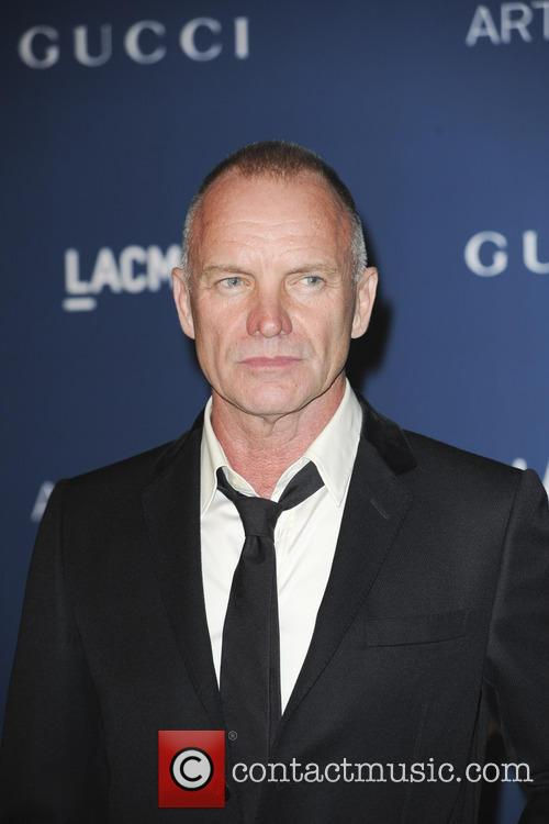 Sting and Gordon Sumner 9