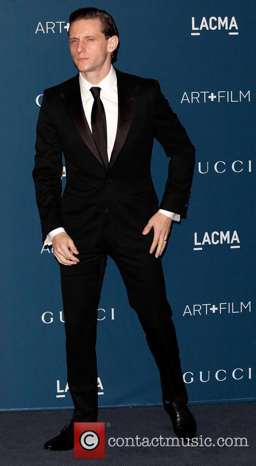 jamie bell lacma 2013 art and film 3933416