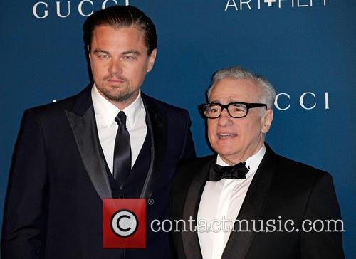 Leonardo Dicaprio and Martin Scorsese 3