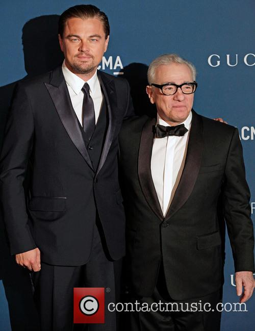 Leonardo Dicaprio and Martin Scorsese 5