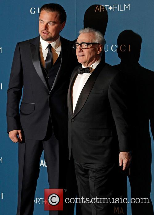 Leonardo Dicaprio and Martin Scorsese 1