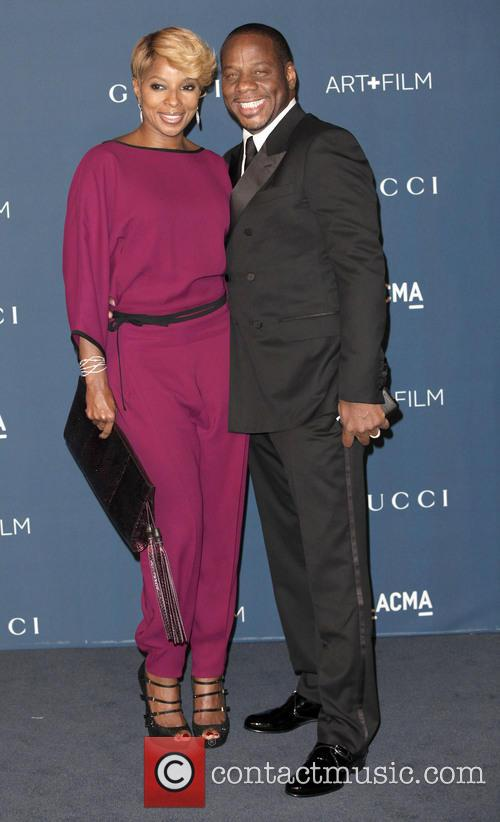Mary J. Blige and Kendu Isaacs 6