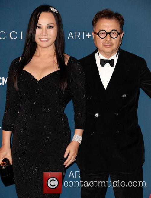 Eva Chow and Michael Chow 2
