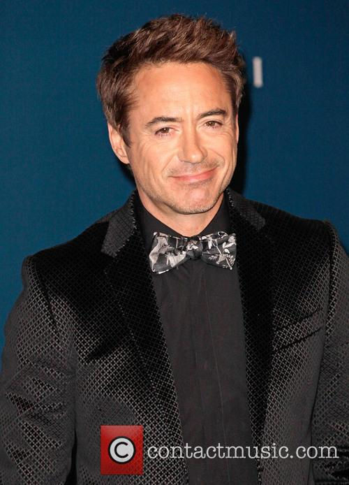 Robert Downey Jr., LACMA