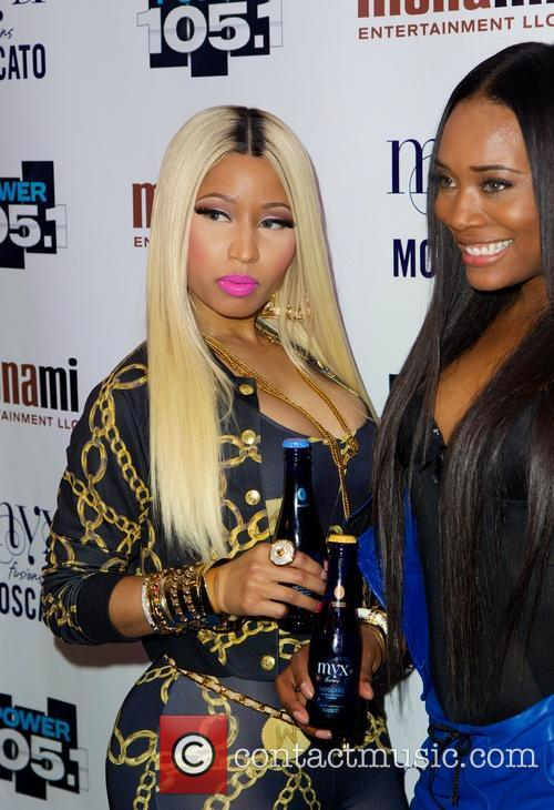 Nicki Minaj, Barclays Center