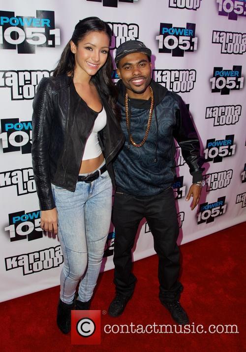 Melanie Iglesias and Lil Duval 5