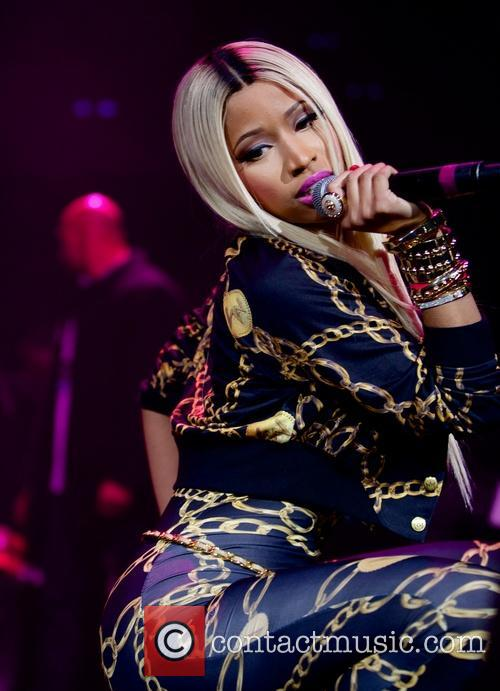 Nicki Minaj Brooklyn