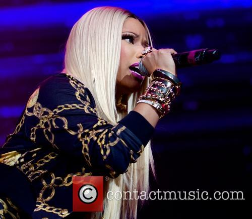 Nicki Minaj, Barclays Center