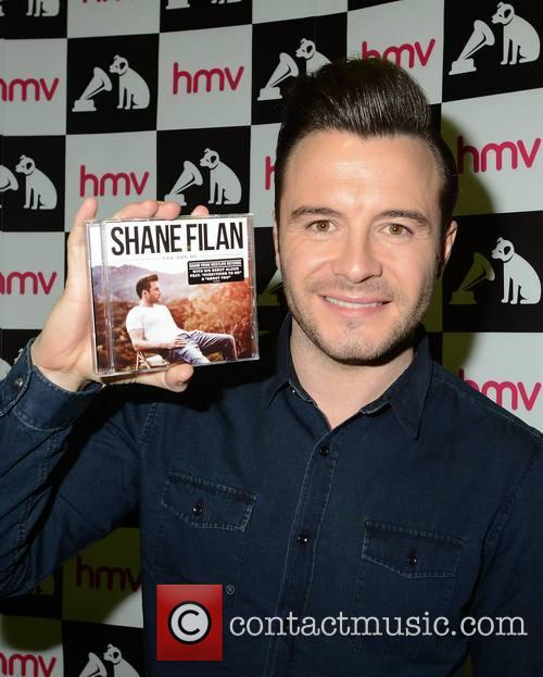 Shane Filan  Album Launch