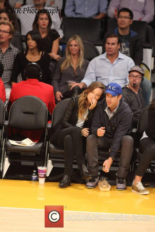 Jason Sudeikis and Olivia Wilde 2