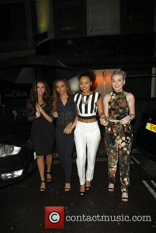 Jesy Nelson, Jade Thirlwall, Leigh Anne Pinnock and Perrie Edwards 3