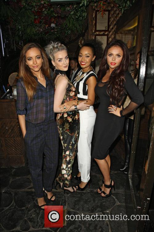 Jesy Nelson, Jade Thirlwall, Leigh Anne Pinnock and Perrie Edwards 4