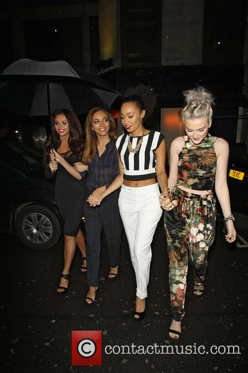 Jesy Nelson, Jade Thirlwall, Leigh Anne Pinnock and Perrie Edwards 5