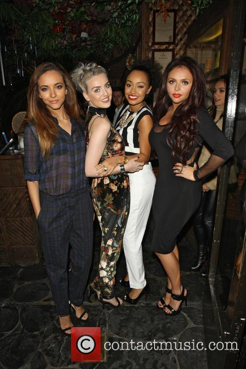 Jesy Nelson, Jade Thirlwall, Leigh Anne Pinnock and Perrie Edwards 6