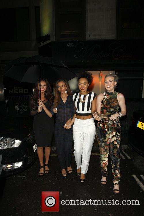 Jesy Nelson, Jade Thirlwall, Leigh Anne Pinnock and Perrie Edwards 7
