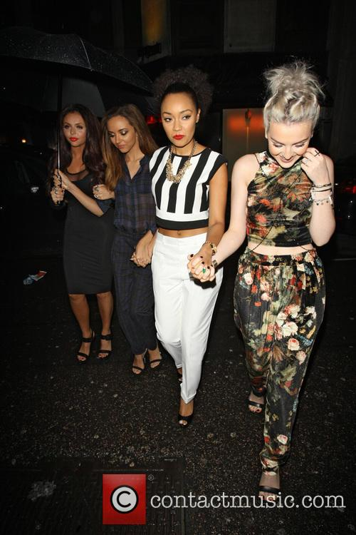 Jesy Nelson, Jade Thirlwall, Leigh Anne Pinnock and Perrie Edwards 8