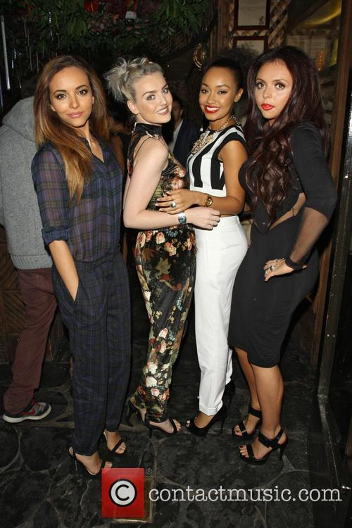 Jesy Nelson, Jade Thirlwall, Leigh Anne Pinnock and Perrie Edwards 9