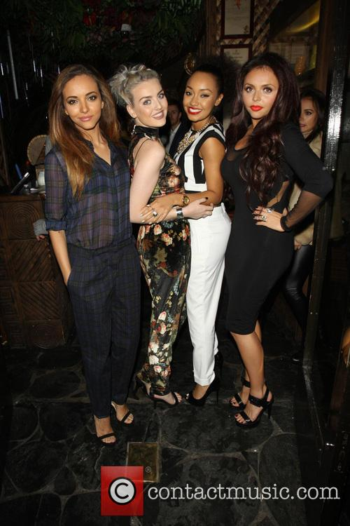 Jesy Nelson, Jade Thirlwall, Leigh Anne Pinnock and Perrie Edwards 10