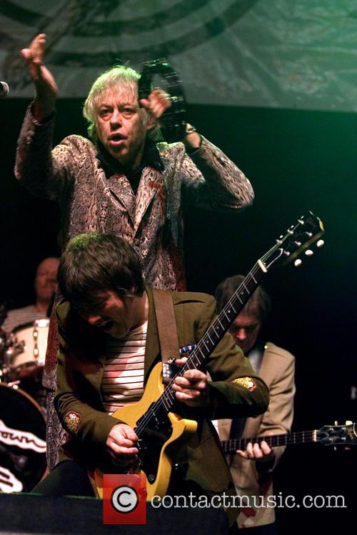 Bob Geldof and Boomtown Rats 5