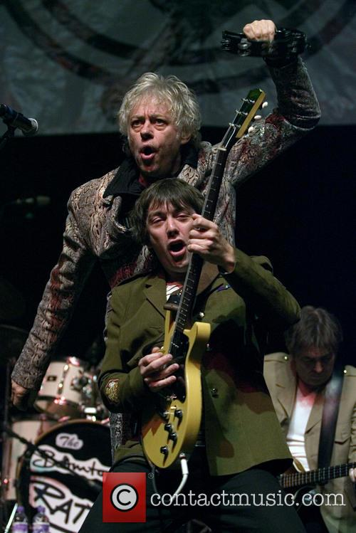 Bob Geldof and Boomtown Rats 1