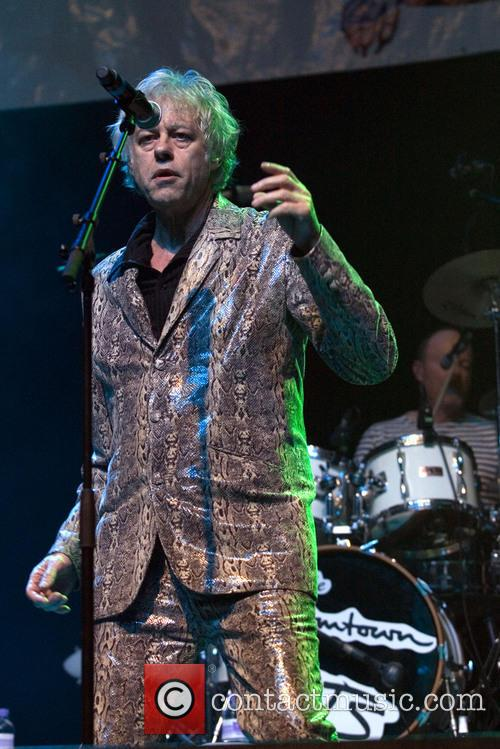Bob Geldof and Boomtown Rats 17