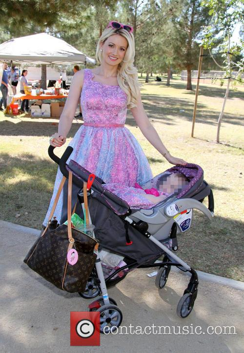 Holly Madison and Rainbow Aurora Rotella 6