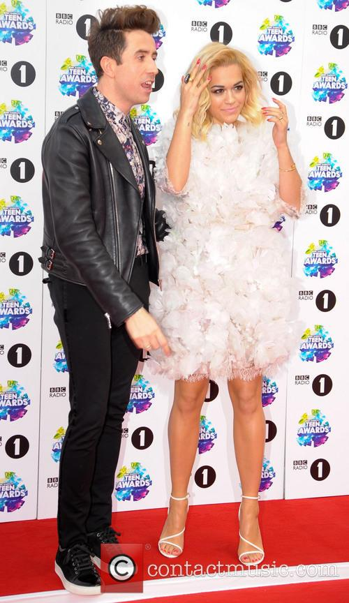 Nick Grimshaw and Rita Ora 3