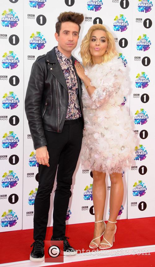 Nick Grimshaw and Rita Ora 4
