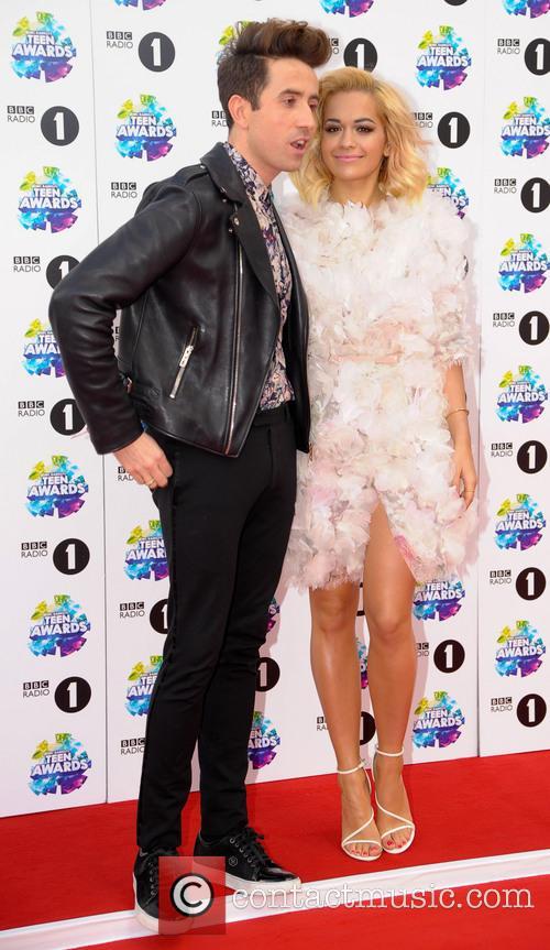 Nick Grimshaw and Rita Ora 7