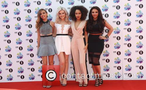 Jade Thirwall, Perrie Edwards, Leigh-anne Pinnock, Jesy Nelson and Little Mix 1
