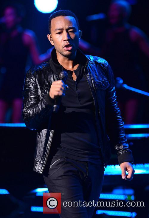 John Legend, Fillmore Miami Beach at Jackie Gleason Theater