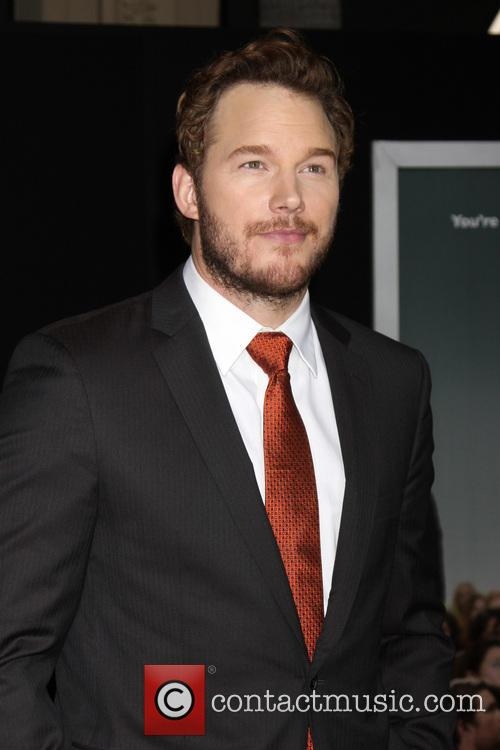 Chris Pratt, Delivery Man Premiere