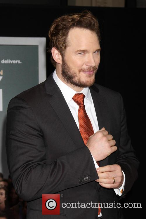Chris Pratt Delivery Man Premiere