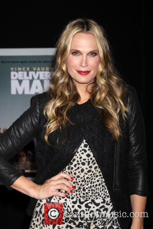 Molly Sims, El Capitan Theater