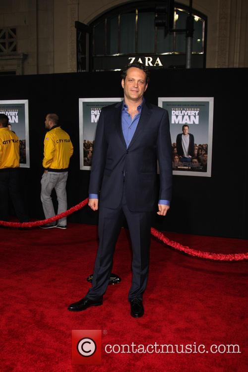 Vince Vaughn, El Capitan Theater