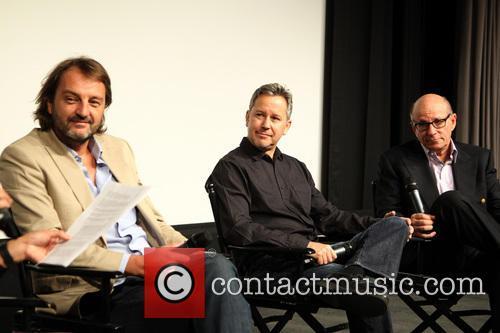 Franck Philippon, Neil Landau and David Isaacs 9