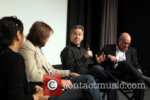 Franck Philippon, Neil Landau and David Isaacs 11