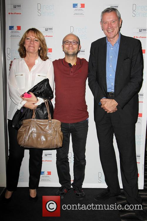 Marie-laure Hebrard, David Elkaim and Olivier-rene Veillon 1
