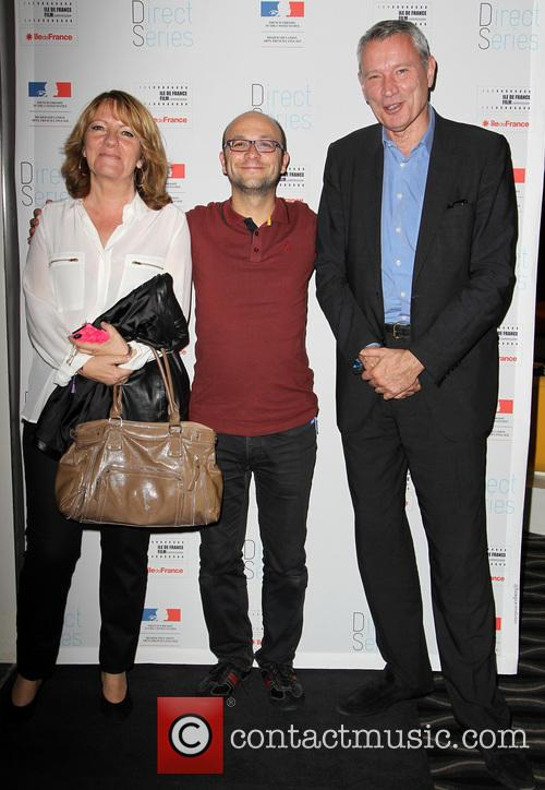 Marie-laure Hebrard, David Elkaim and Olivier-rene Veillon 2