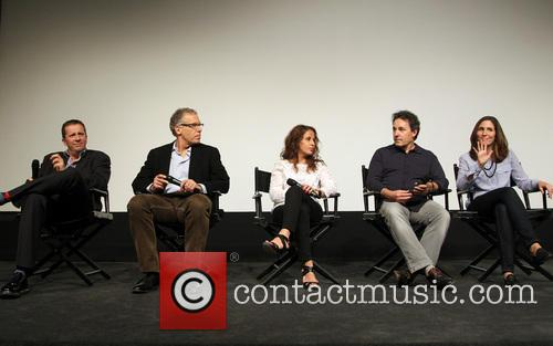 Philippe Maigret, Carlton Cuse, Nora Melhli, John Wirth and Carolyn G. Bernstein 3