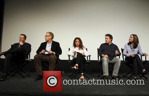 Philippe Maigret, Carlton Cuse, Nora Melhli, John Wirth and Carolyn G. Bernstein 6