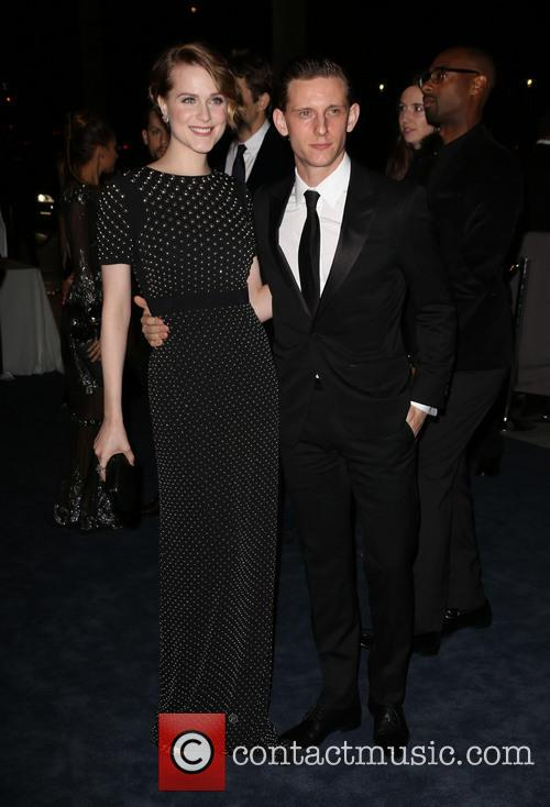 Evan Rachel Wood and Jamie Bell 7