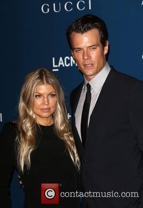 Fergie and Josh Duhamel 7