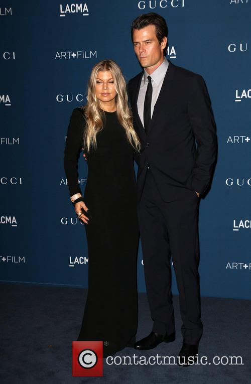 Fergie and Josh Duhamel 10