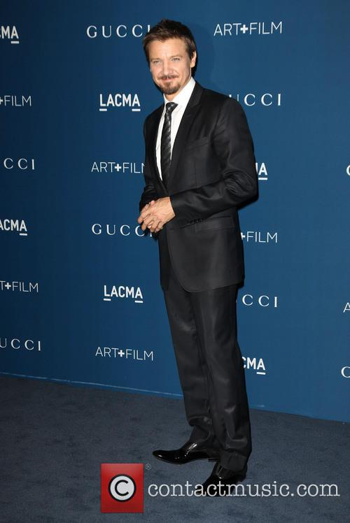 jeremy renner lacma 2013 art and film 3934266