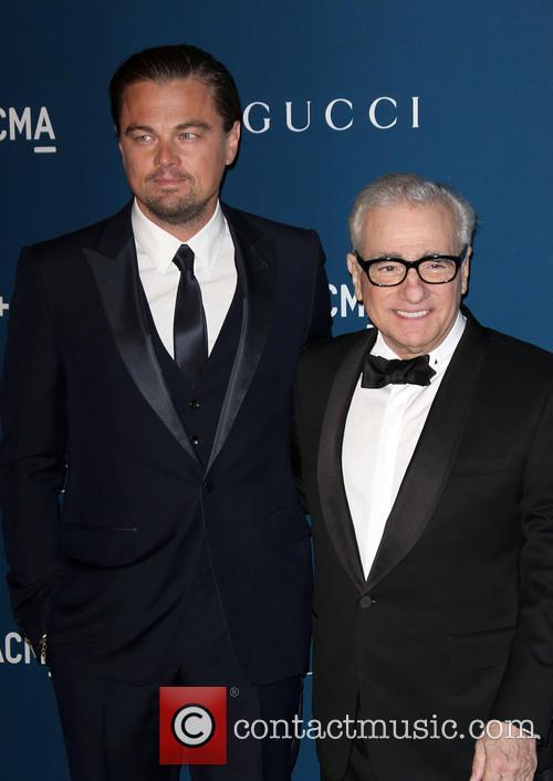 Leonardo Dicaprio and Martin Scorsese 4