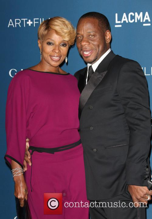 Mary J. Blige and Kendu Isaacs 2